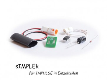 sIMPLEk assembly kit for Impulse